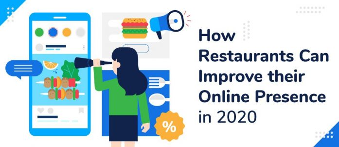How Restaurants Can Improve their Online Presence in 2021