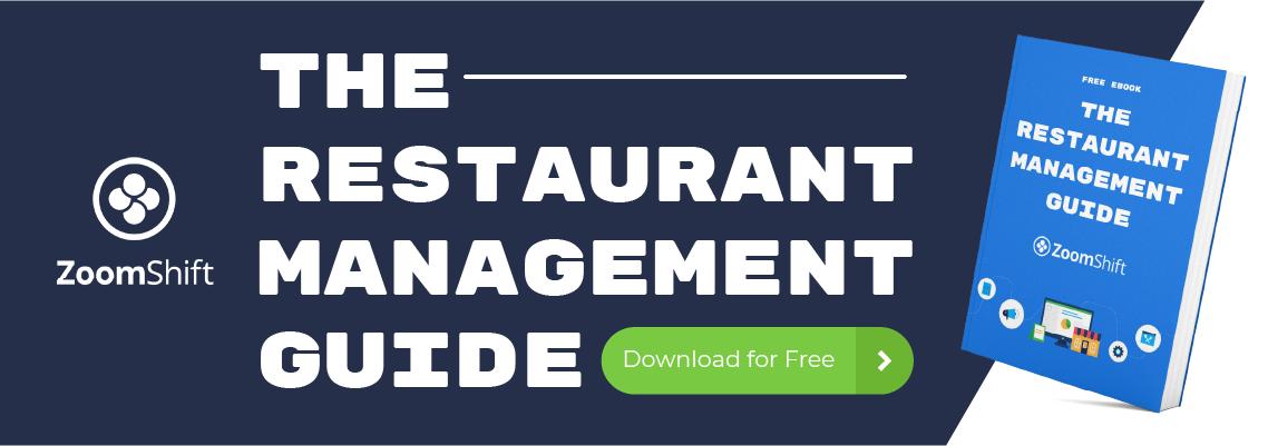 Restaurant Management Download Button