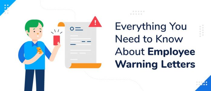Everything You Need to Know About Employee Warning Letters (with Free Template)