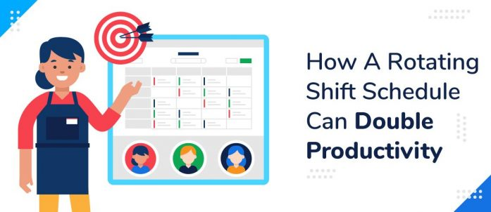 How A Rotating Shift Schedule Can Double Productivity in 2021