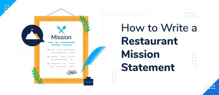 How to Write a Restaurant Mission Statement (with Examples)