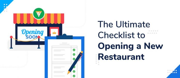 The Ultimate Checklist to Opening a New Restaurant