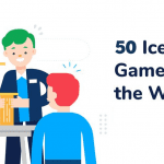 Title card - 50 Icebreaker Games for the Workplace