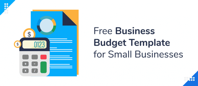 Free Business Budget Template for Small Businesses