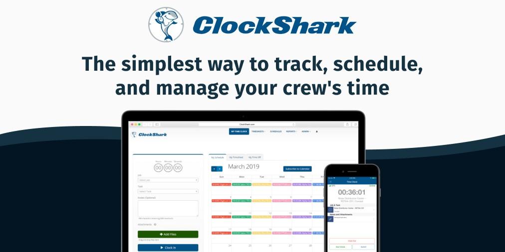 Time and Attendance Software - ClockShark